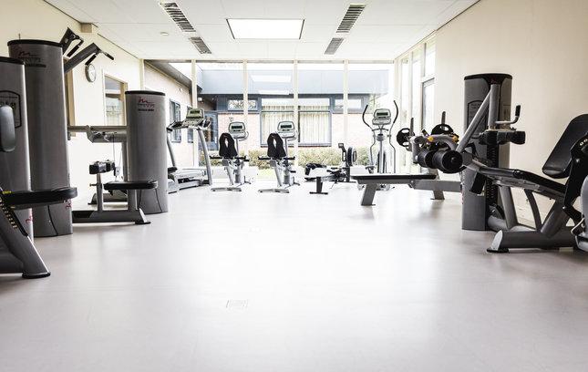 fitness verslavingskliniek