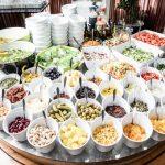 saladebuffet kliniek
