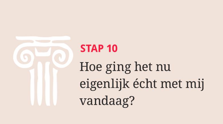 Stap 10